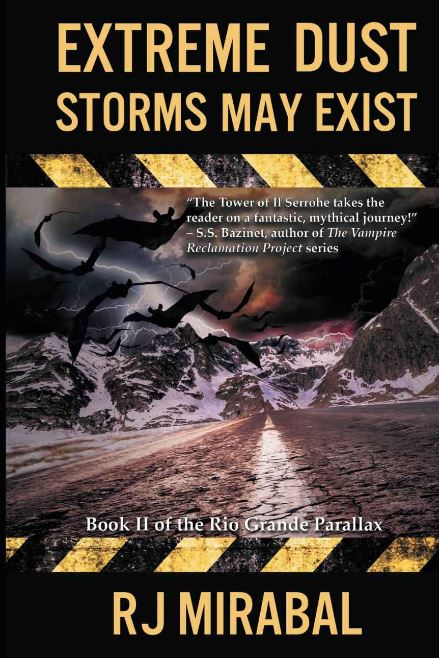 Extreme dust storm may exist