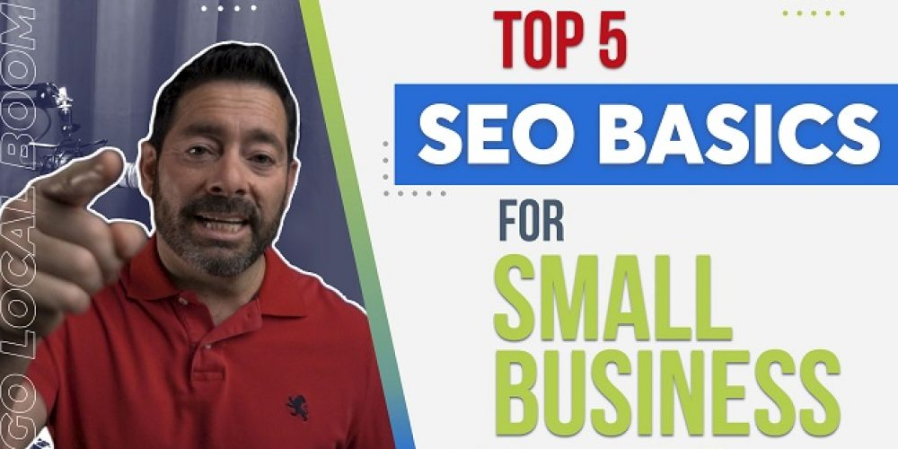 Top 5 SEO Tips For Small Business   SEO For Small Business Owners   SEO For Beginners   Quick Tips